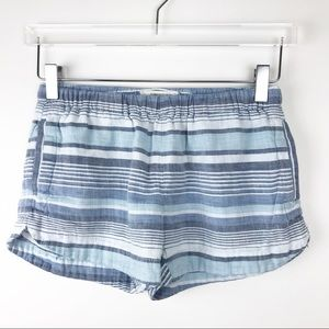Current/Elliot   Desert Mirage Striped Shorts